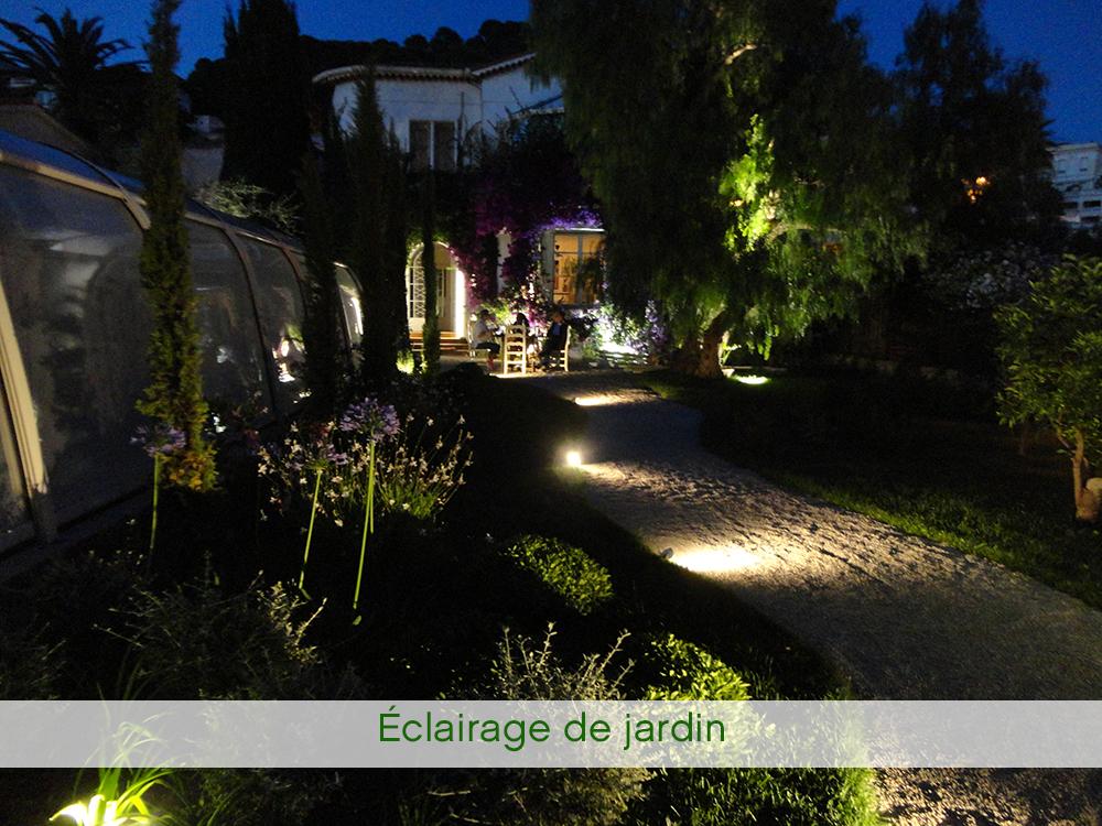 Eclairage de jardin - Pourquoi avoir un beau jardin, s\'il ne l\'est ...