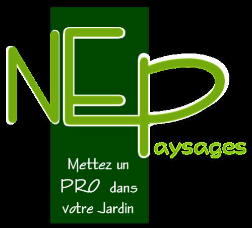 logo NEP Nature espace paysage entretien de jardin